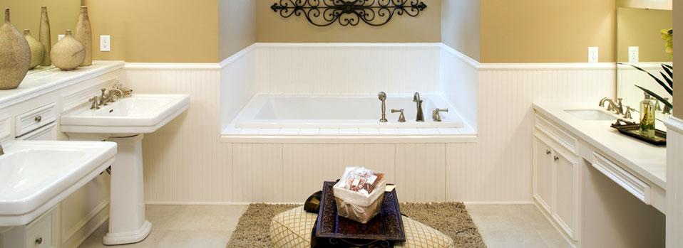 Beadboard Bathtub Surround